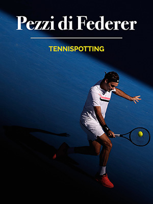 Pezzi di Federer, un ebook