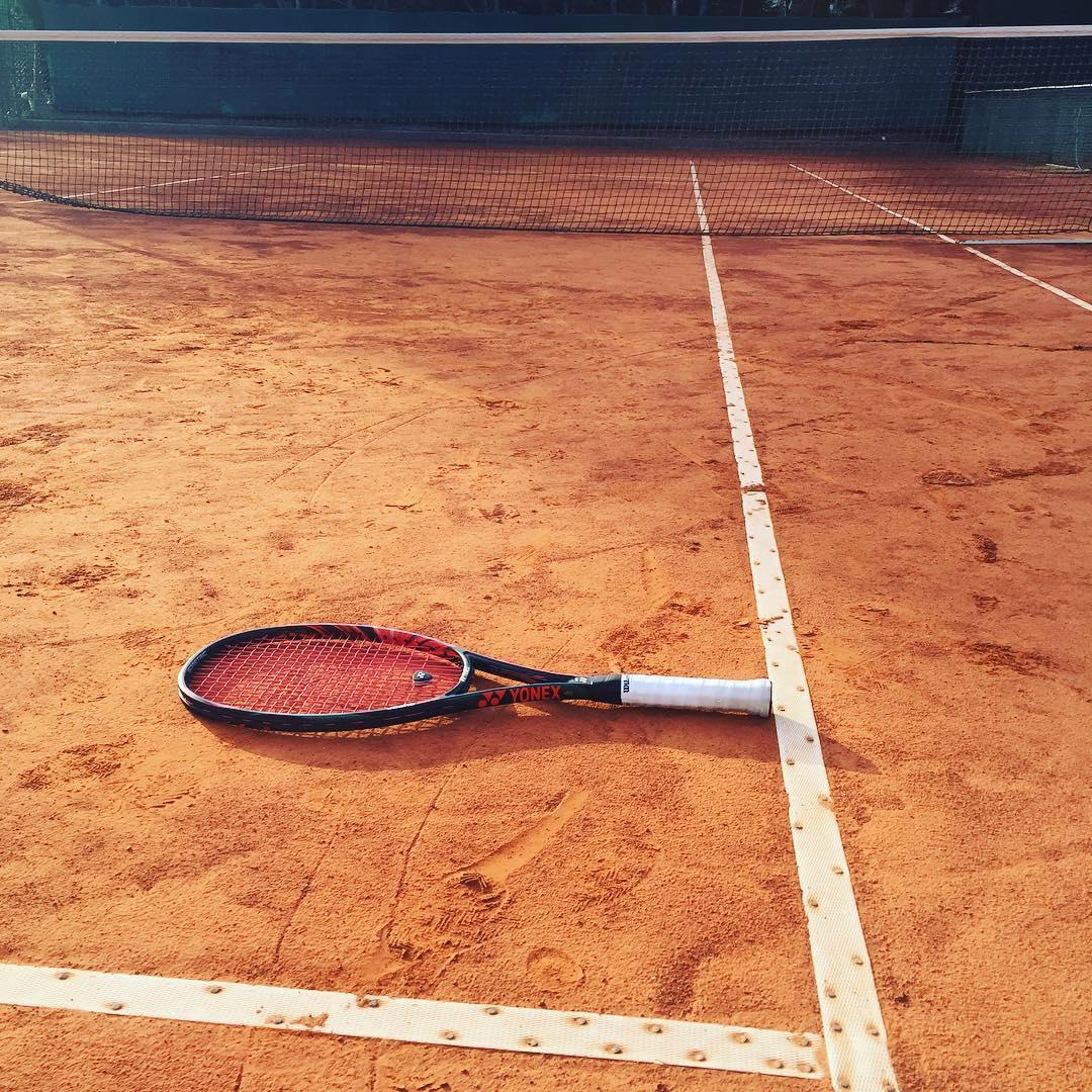 Natura tennistica morta