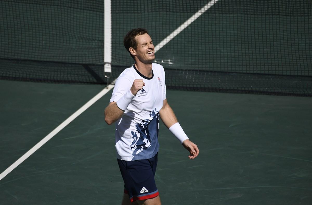 Domani Murray cercherà di vincere il secondo oro in singolare consecutivo.