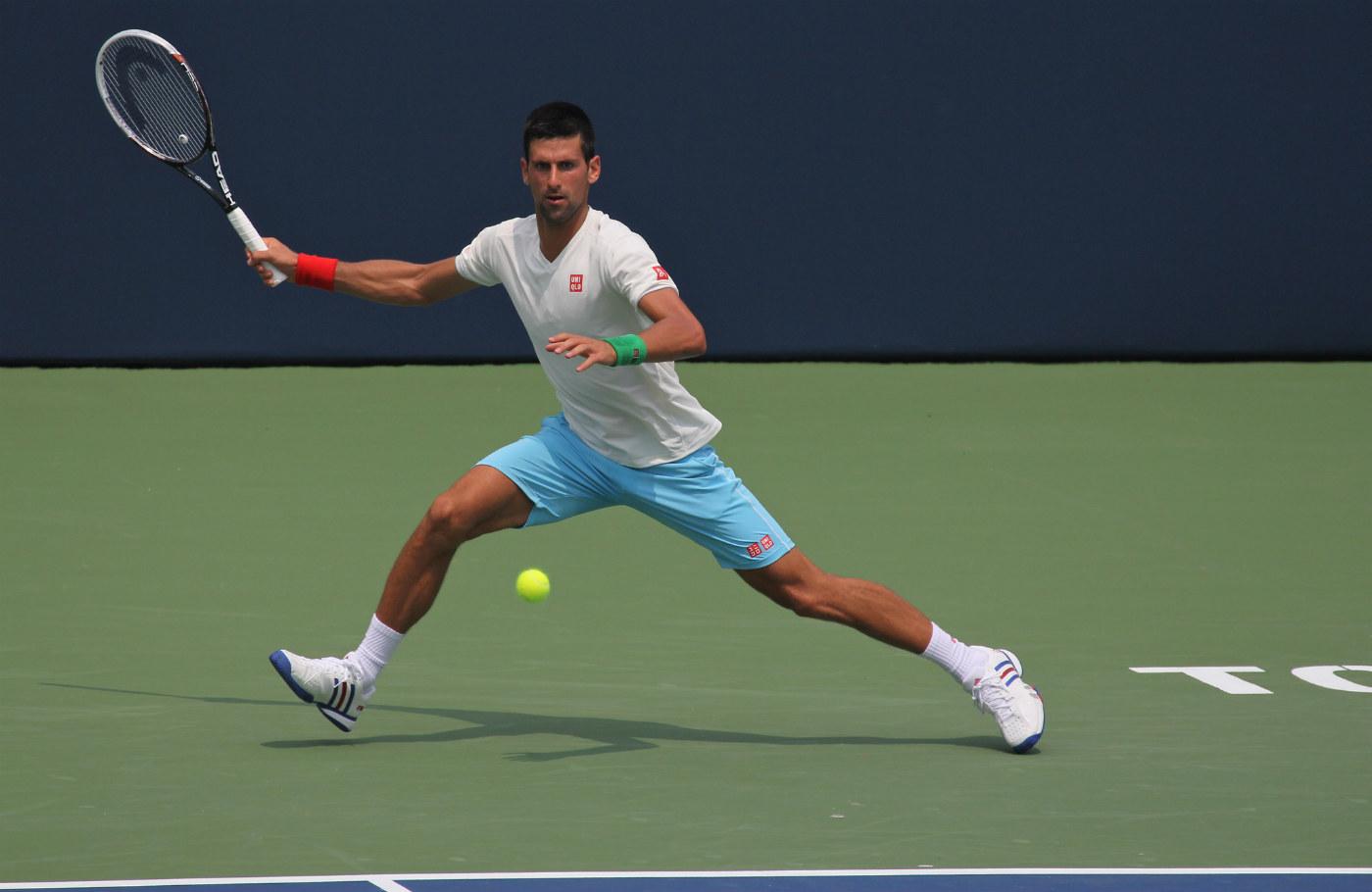 Djokovic Rogers Cup