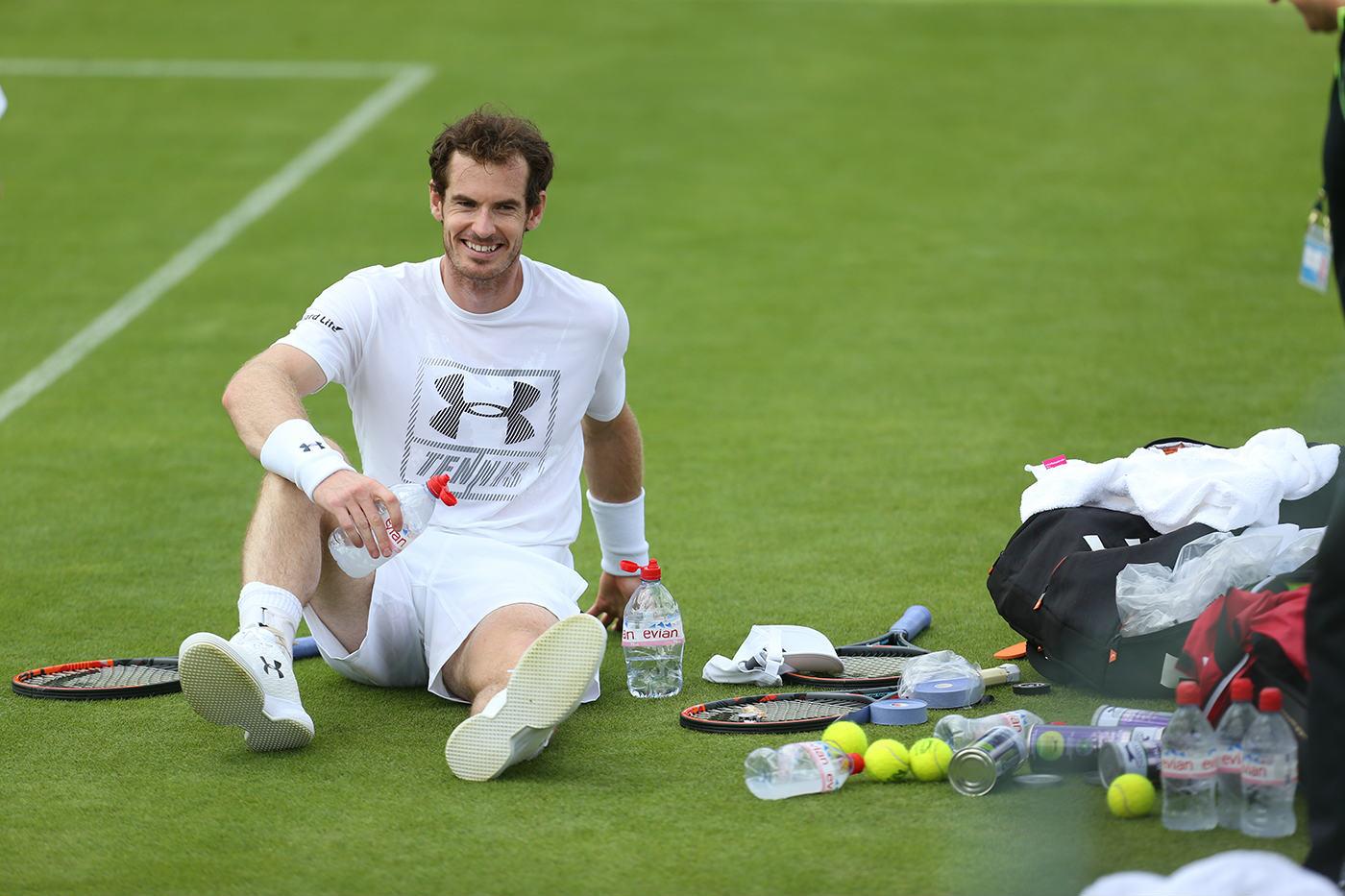 Murray ha vinto la settimana scorsa il Queen's per la quinta volta: nessuno ha vinto più di lui