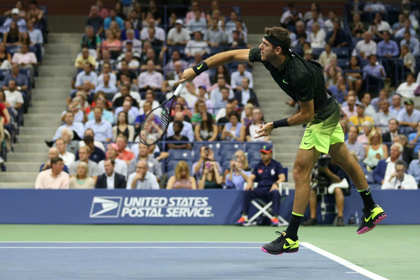 con i quarti di finale a NY del Potro tornerà nei primi 70 ATP