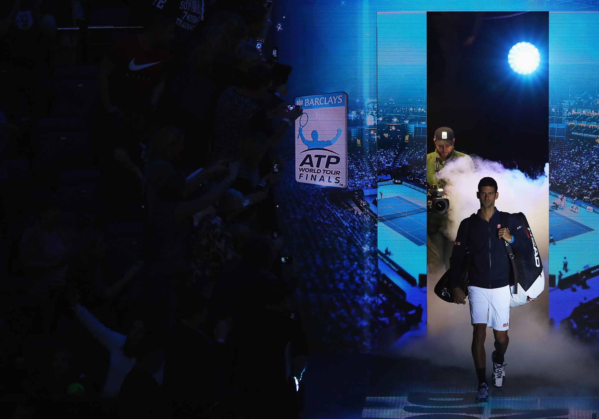 Djokovic chiude l'anno dietro a Murray ma con uno Slam in più.