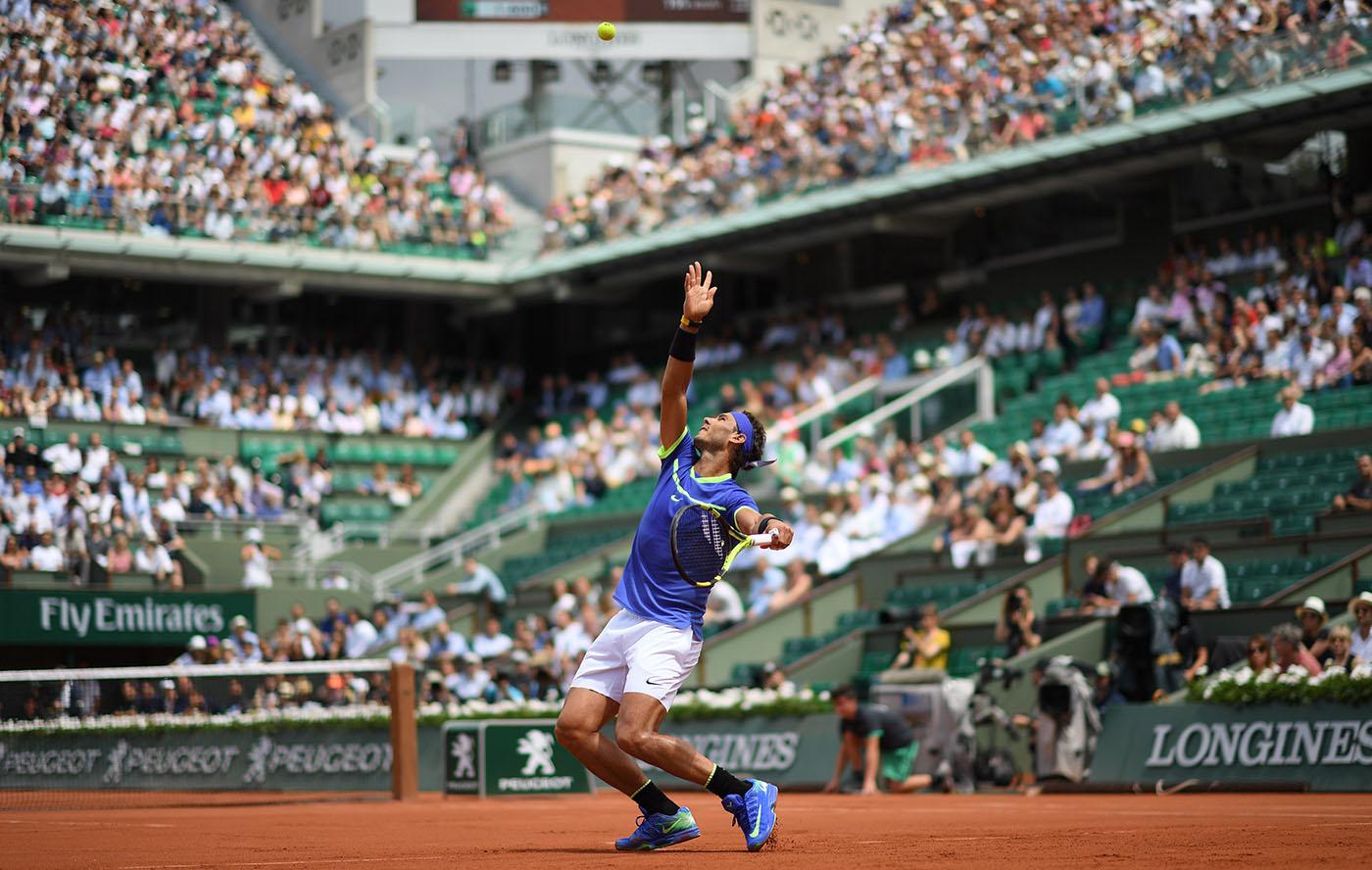 Con questo Roland Garros Nadal stacca Sampras nella classifica degli Slam, raggiungendo da solo quota 15.