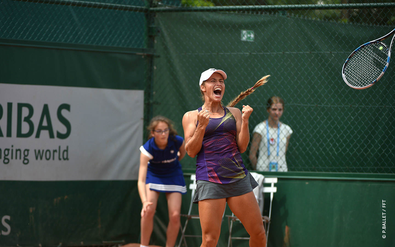 Putintseva Roland Garros 2016