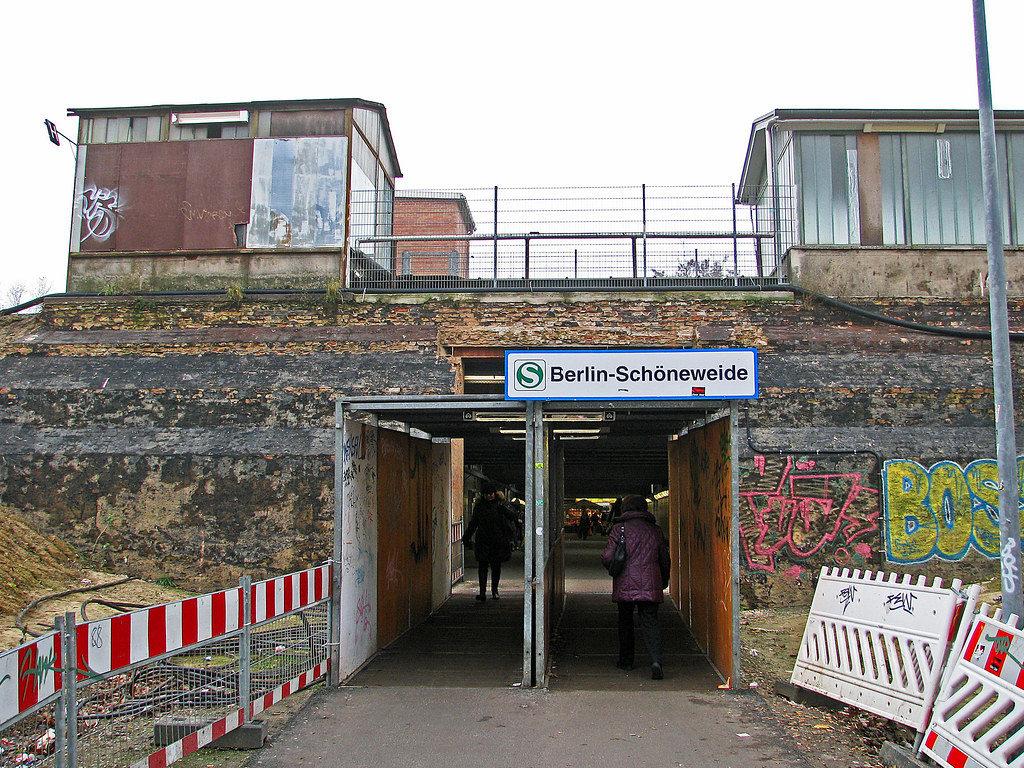 Stazione di Berlin Schöneweide