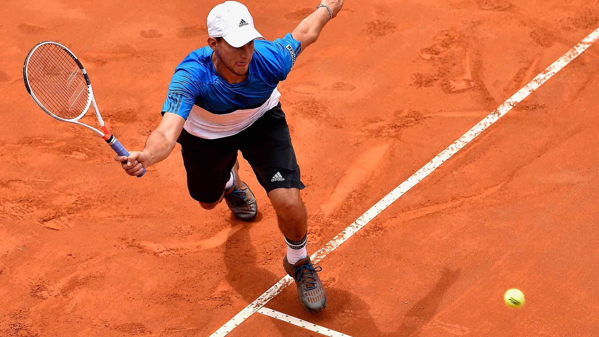 Questa di oggi è la seconda vittoria di Thiem contro Nadal, che conduce 4 a 2 gli H2H